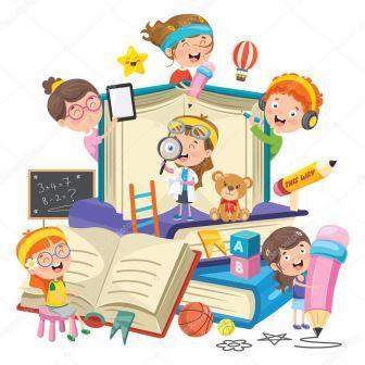 depositphotos 351052612-stock-illustration-concept-design-children-education